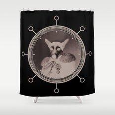 TINKA Shower Curtain