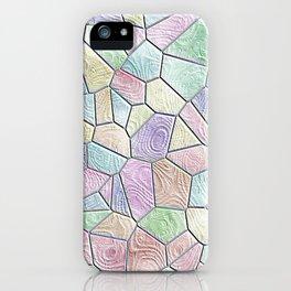 Mosaic LORA,candy iPhone Case