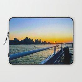Boston Sunset Laptop Sleeve