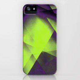 Purple Color Package iPhone Case