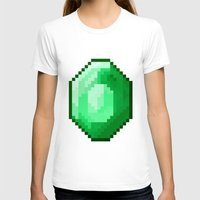 emerald T-shirts featuring Emerald by Masonicz