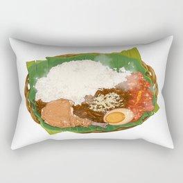 Nasi Gudeg Rectangular Pillow