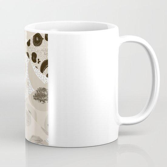Fruit Geometry Mug