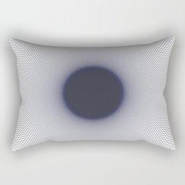 Stehen Hawking: Event Horizon Rectangular Pillow