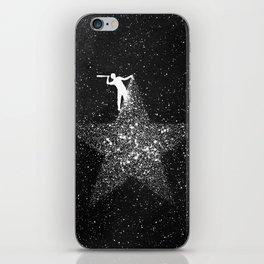Stargazing iPhone Skin