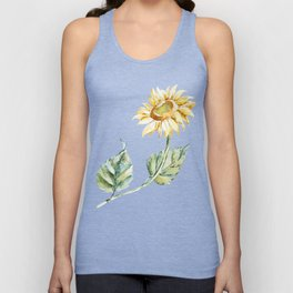 Sunflower 02 Unisex Tank Top