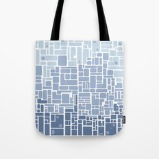 city planning Tote Bag
