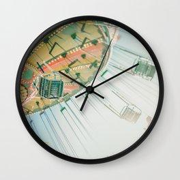 Carrousel Carousel Merry Go round Wall Clock