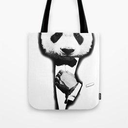 James Panda Tote Bag
