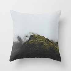New Zealand II Throw Pillow