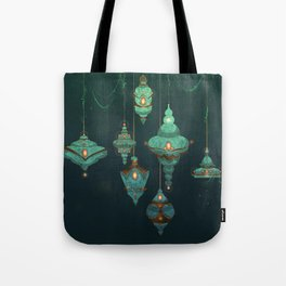 Lamps Tote Bag