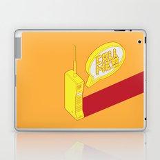 Motorola Dynatac Laptop & iPad Skin
