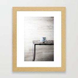 english cup Framed Art Print