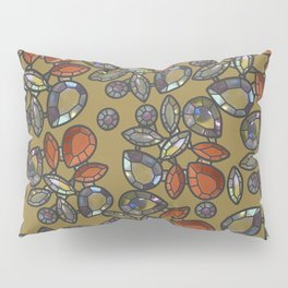 Gemstones 2 Pillow Sham