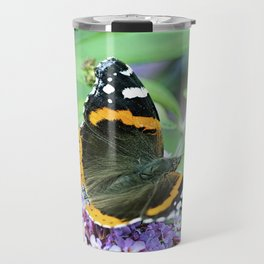 Butterfly VII Travel Mug