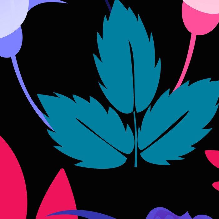 Flower Pattern XVI Leggings