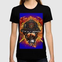 Firefighter rescue volunteer T-shirt