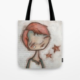 Andrew - Raggedy Andy Tote Bag