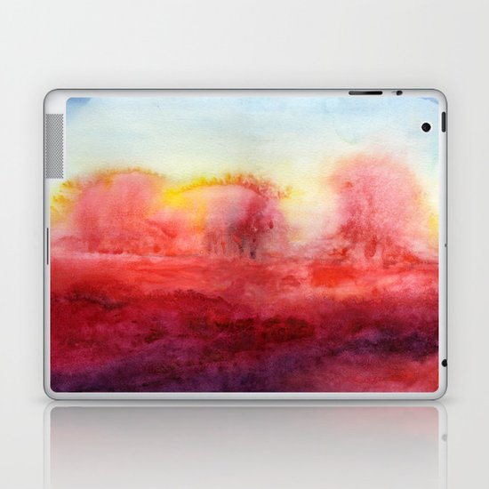 Where I End And You Begin Laptop & iPad Skin