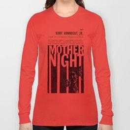 Vonnegut - Mother Night Long Sleeve T-shirt