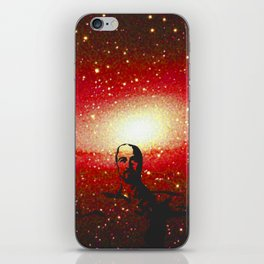 Life's too short to be pissed off all the time iPhone Skin