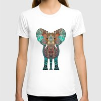 summer T-shirts featuring ElePHANT by Monika Strigel