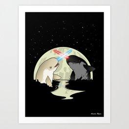 Star Wars - Nar Wars Art Print