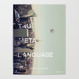 TML, Tau Meta Language Poster