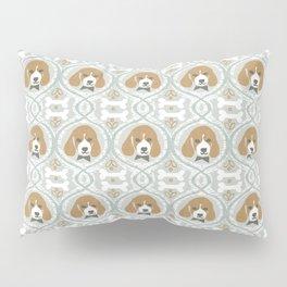 dapperific dog Pillow Sham