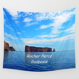 Perce Gaspesie Edition Speciale Wall Tapestry