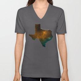 Texas StarStuff Unisex V-Neck