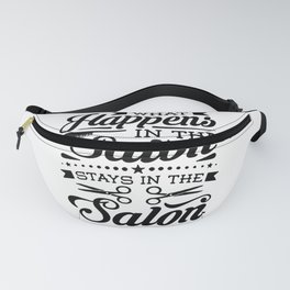 What Happens in the Salon Fanny Pack