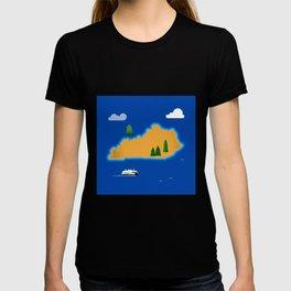 Kentucky Island T-shirt