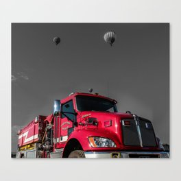First Responders Canvas Print