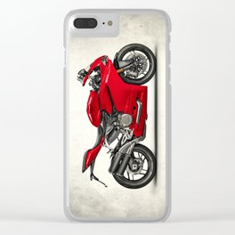 The Panigale 959 Clear iPhone Case