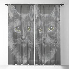 Nebelung Sheer Curtain