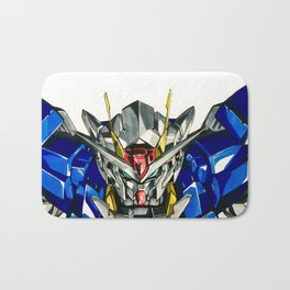 Gundam 00 Bath Mat