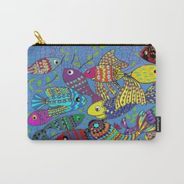 Beautiful Fish Carry-All Pouch