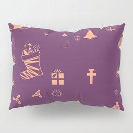 Christmas doodles Pillow Sham