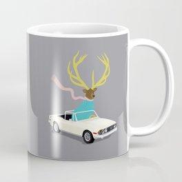 The stag Coffee Mug