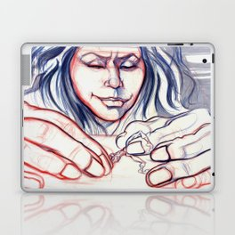 Fondle Laptop & iPad Skin