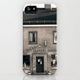 The Old Town Shop iPhone Case