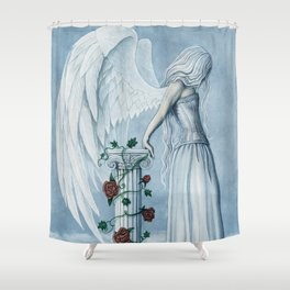 Hope Angel Shower Curtain