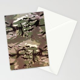 My Most Popular Camo, Dual version! Stationery Cards