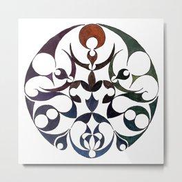 Celtic Circle II Metal Print