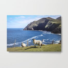 Dingle Peninsula Metal Print