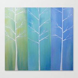 """Shades of Nature"" Canvas Print"