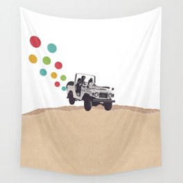 Off Road Wall Tapestry