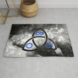 The Coalition Symbol Rug