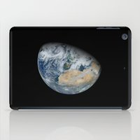 africa iPad Cases featuring Africa by Planet Prints
